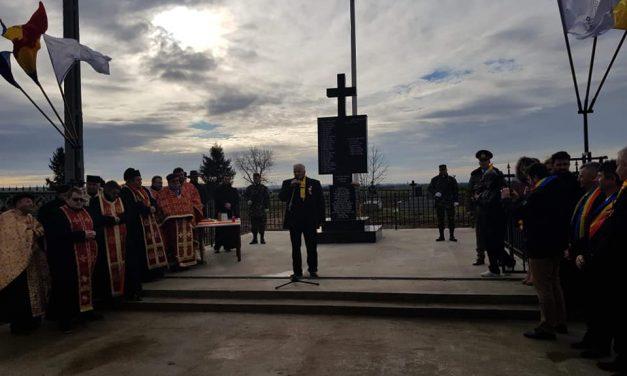 Centenar la Sânlazăr, un nou monument al eroilor