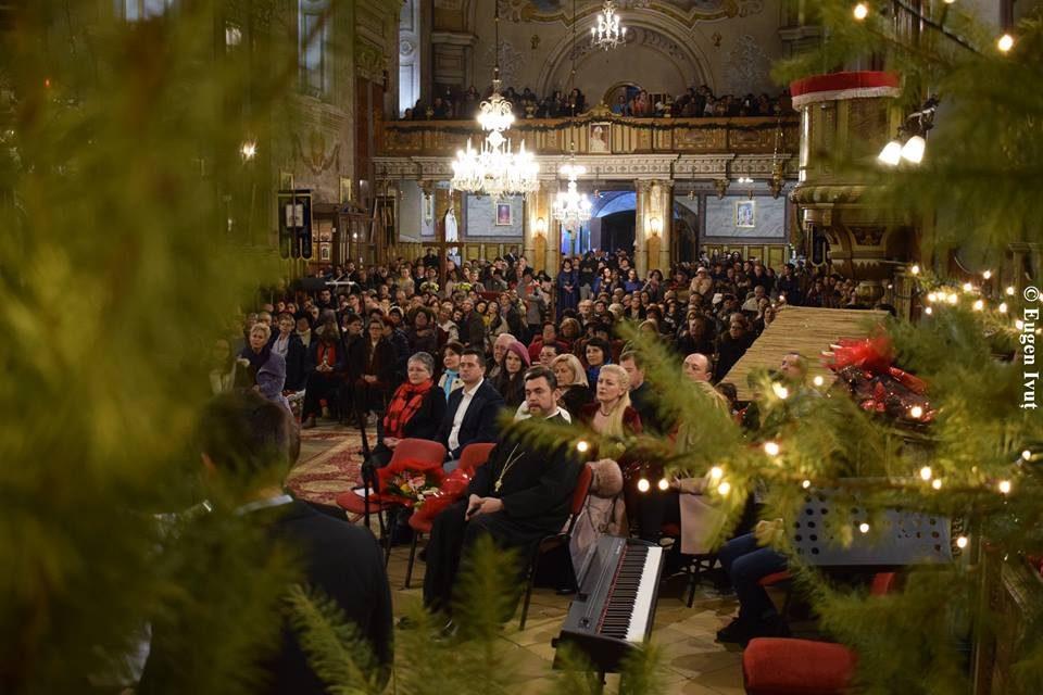Concertul Extraordinar de Crăciun 2018