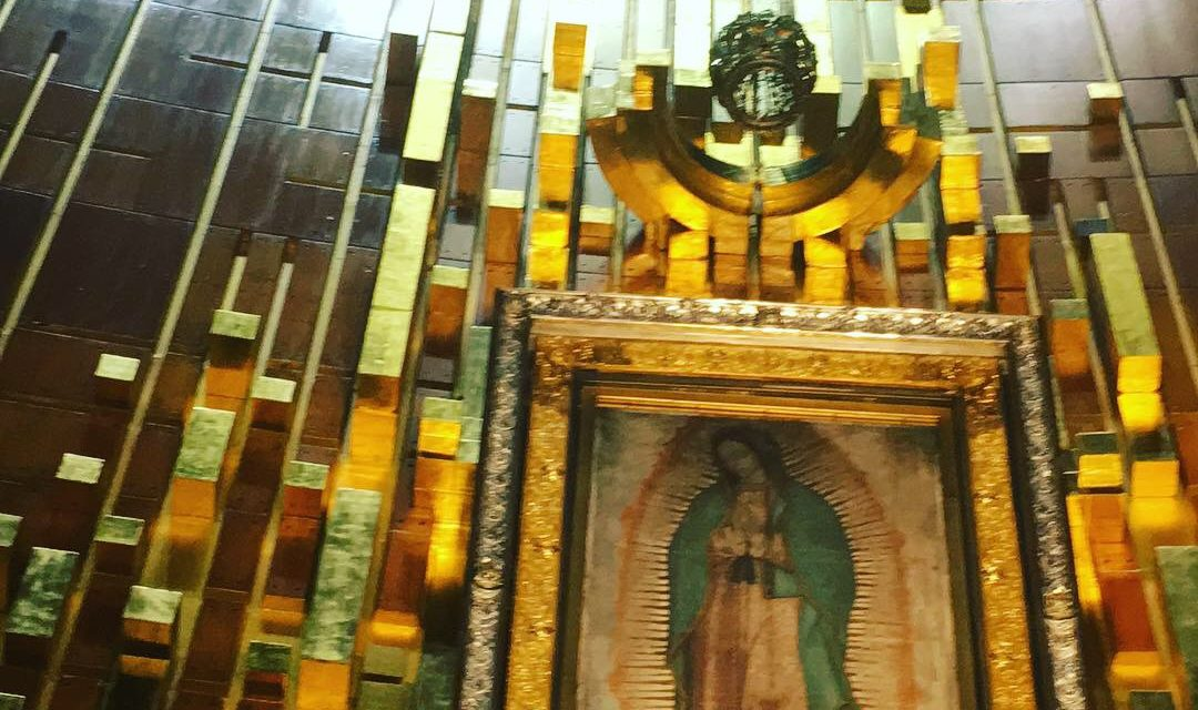 Sărbătoarea Sfintei Fecioare Maria de Guadalupe