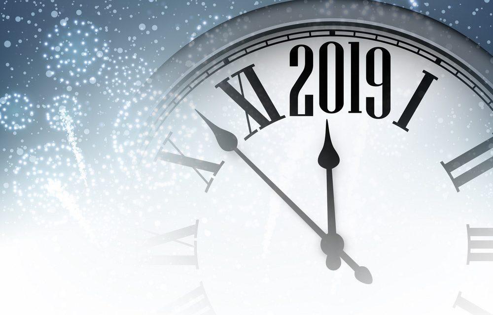 """La mulți ani, 2019!"", mesajul Vicarului General"