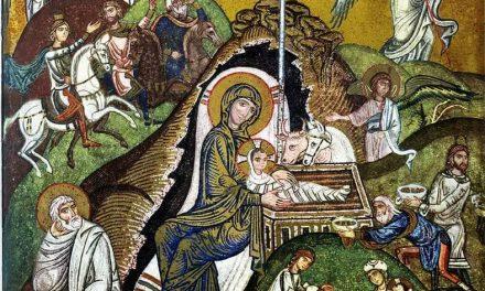 Felicitarea de Crăciun a vicarului general