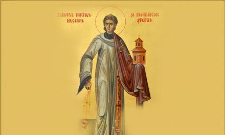 După exemplul sfântului Ştefan, să ne încredinţăm viaţa Domnului şi să iertăm