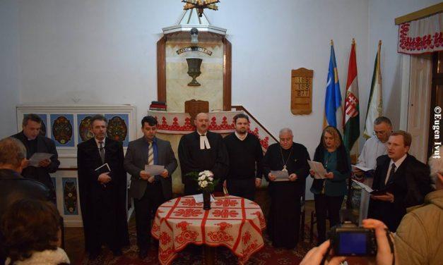 A opta zi de Rugăciune pentru Unitatea Creștinilor 2019