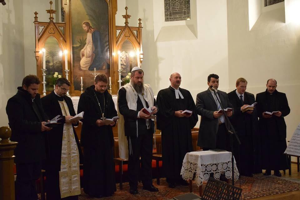 A șasea zi a Săptămânii de Rugăciune pentru Unitatea Creștinilor 2019