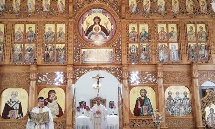 Hramul Bisericii din Beiuș și Săptămâna Ecumenică