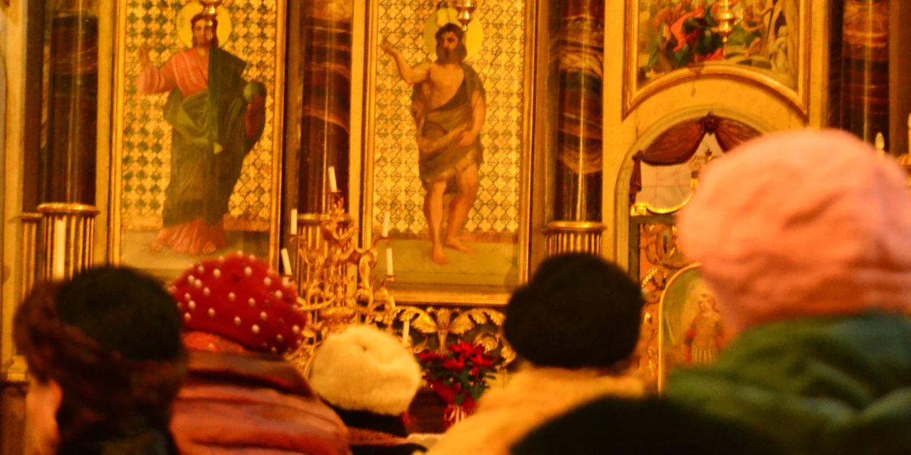 Boboteaza și sărbătoarea Sfântului Ioan Botezătorul