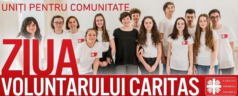 Ziua Voluntarului Caritas 2019