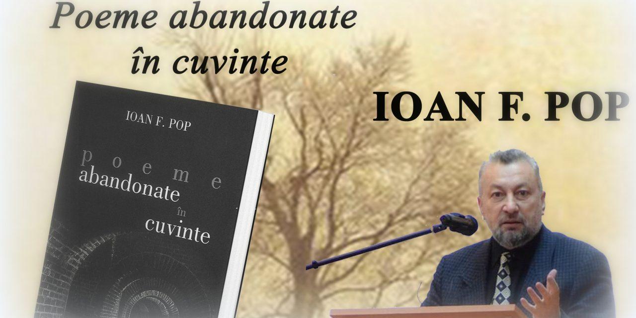 Lansare de carte aniversară, Ioan F. Pop