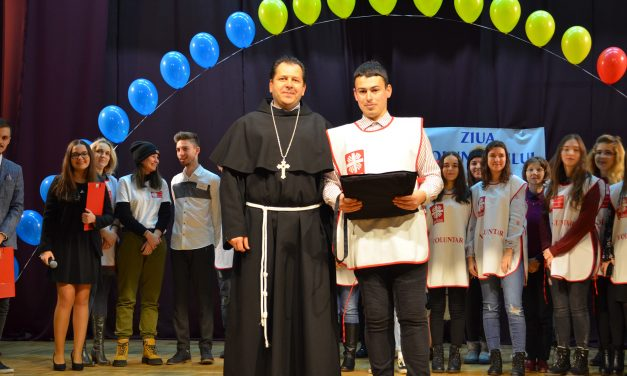 Ziua Voluntarului Caritas Eparhial Oradea