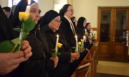 Ziua Persoanelor Consacrate: împreună pentru un vis comun