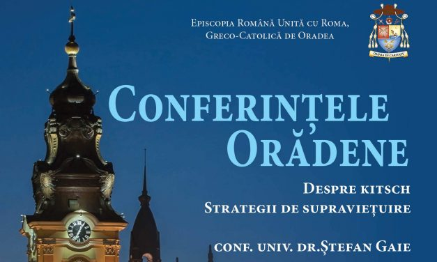 INVITAȚIE: Conferințele Orădene, a doua întâlnire