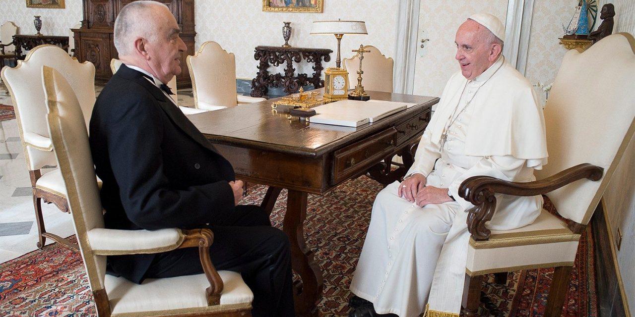 Ambasadorul României pe lângă Sfântul Scaun, despre vizita Papei Francisc