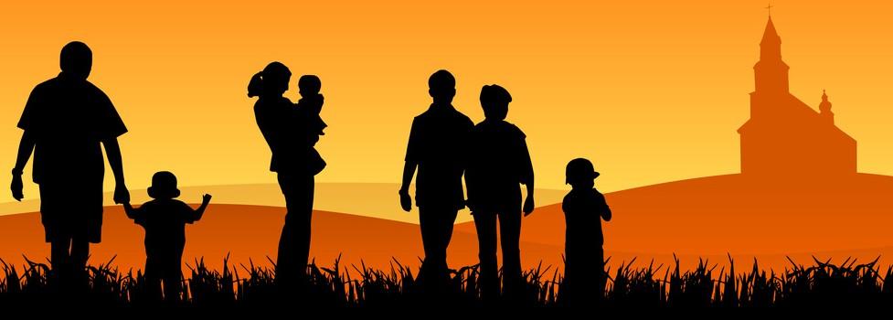Exerciții spirituale pentru familii cu copii
