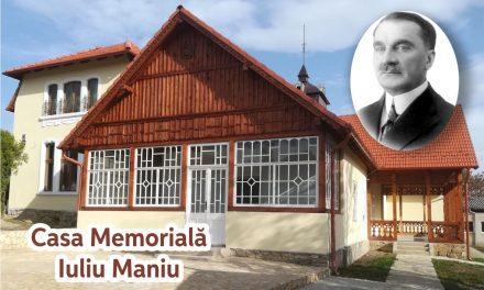 INVITAȚIE: Comemorarea lui Iuliu Maniu la Bădăcin