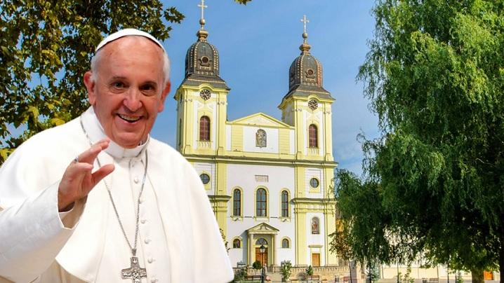 PS Claudiu: Papa Francisc vine la Blaj la el acasă