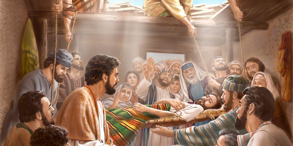 Duminica a II-a a Postului Mare – Marcu 2, 1-12
