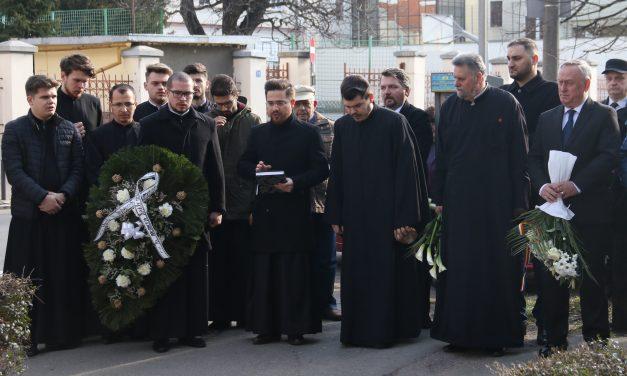 Comemorarea sfinților închisorilor