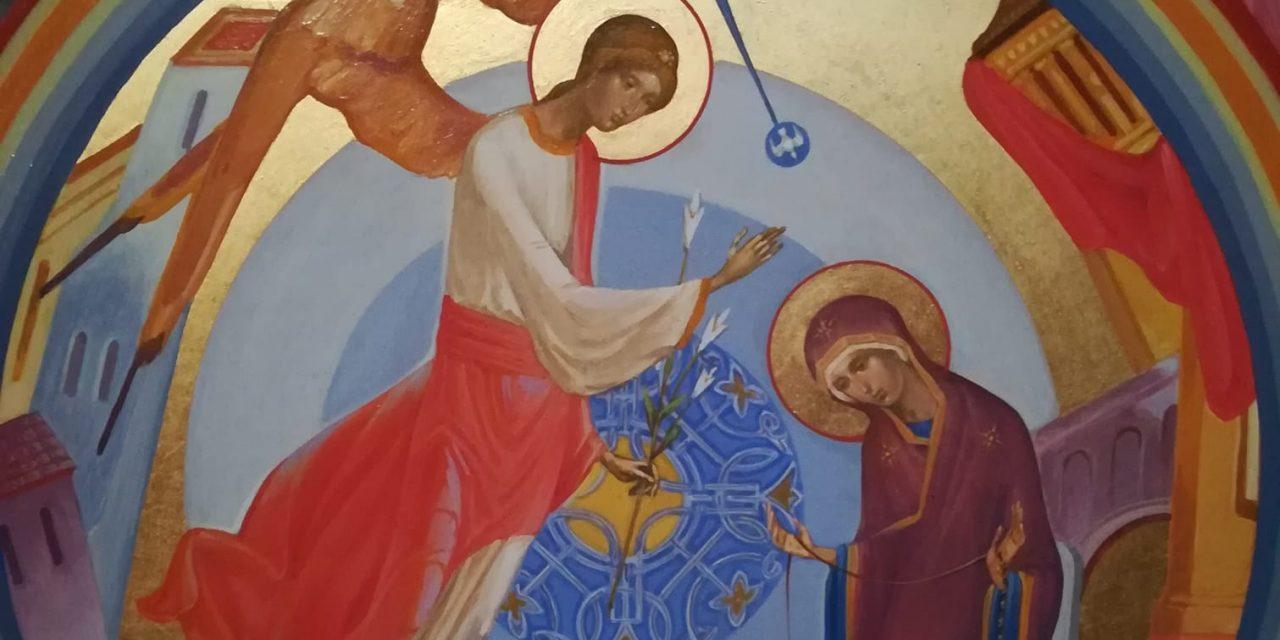 Buna Vestire: sărbătoarea Eparhiei Greco-Catolice de București