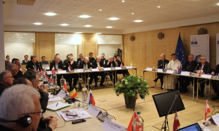 COMECE: Președintele Comisiei Europene în dialog cu episcopii UE