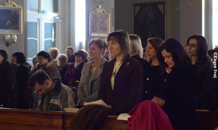 Reprezentanta EGCO la Ziua de Rugăciune a Femeilor Creștine 2019