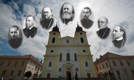 Imn dedicat episcopilor greco-catolici martiri