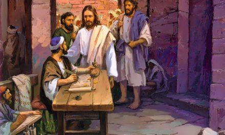Sâmbătă în săptămâna a III-a din Postul Mare – Marcu 2,14-17