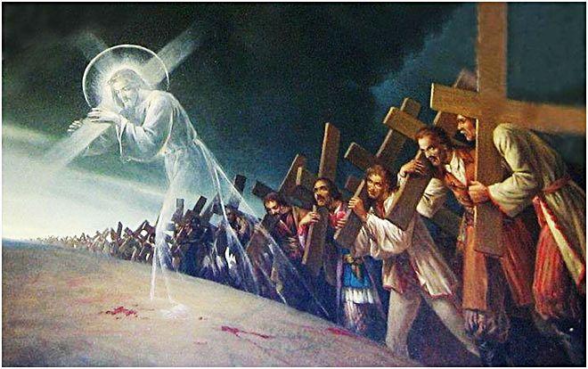 Duminica a III-a din Postul Mare – Marcu 8,34-9,1