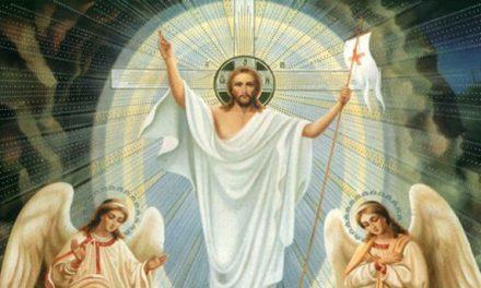 Duminica Învierii Domnului  – Ioan 1, 1-17