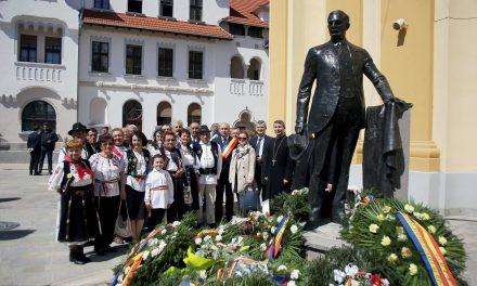 Discurs la inaugurarea Statuii lui Iuliu Maniu din Oradea