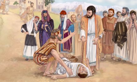 DUMINICA A IV-A DIN POSTUL MARE – Mc 9, 17-32