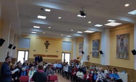 Exercițiile spirituale ale Reuniunii Mariane din Eparhia de Oradea