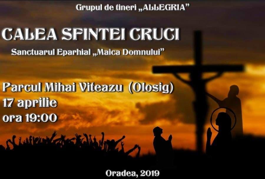 CALEA CRUCII 2019