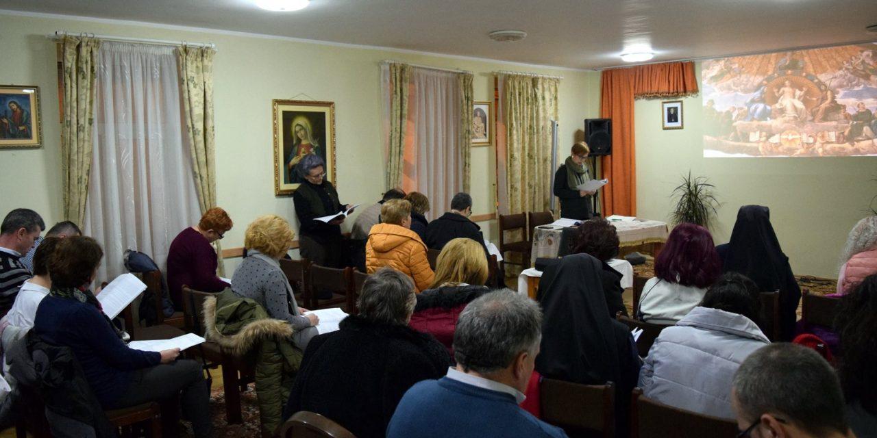 """Program catehetic la Zalău: """"Euharistia. Să descoperim Liturghia în Biblie"""""""