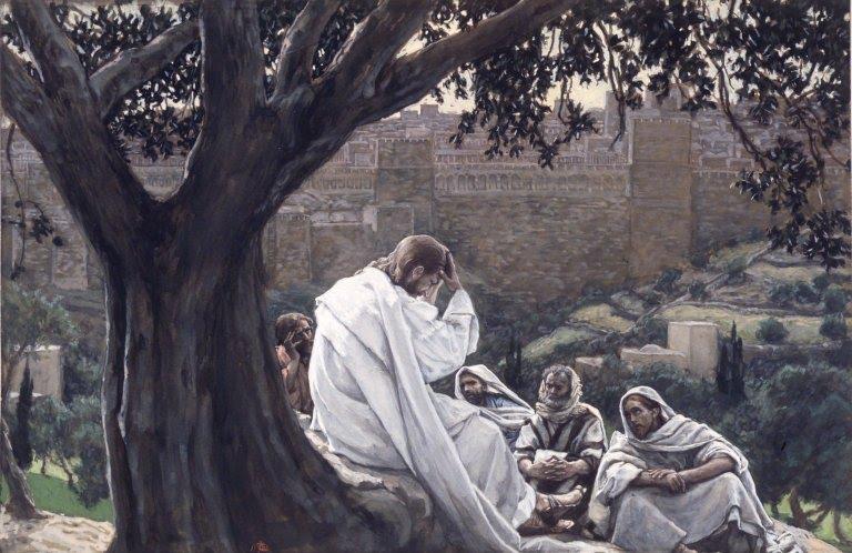 Lunea Mare – Matei 24, 3-35