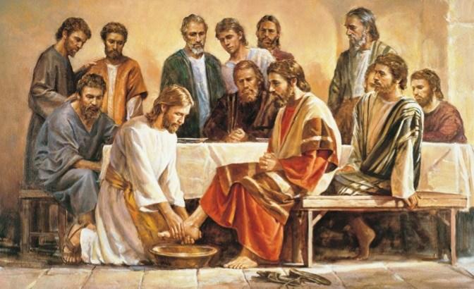 MARȚI ÎN SĂPTĂMÂNA A VI-A DIN POSTUL MARE – Io 13, 1-17