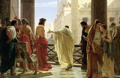 LUNI ÎN SĂPTĂMÂNA A IV-A DIN POSTUL MARE – Mt 26,57-75