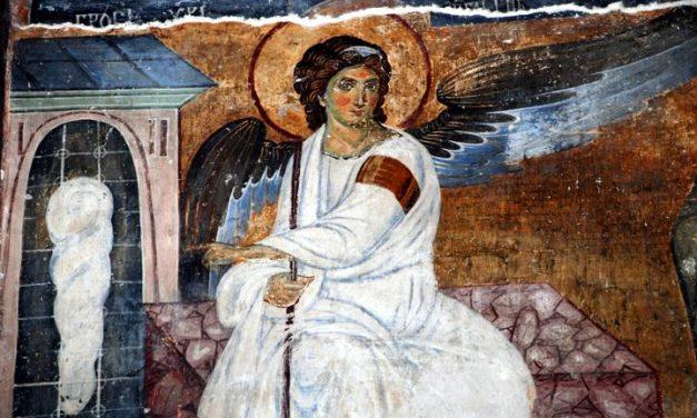 Sâmbăta Mare – Matei 28, 1-20