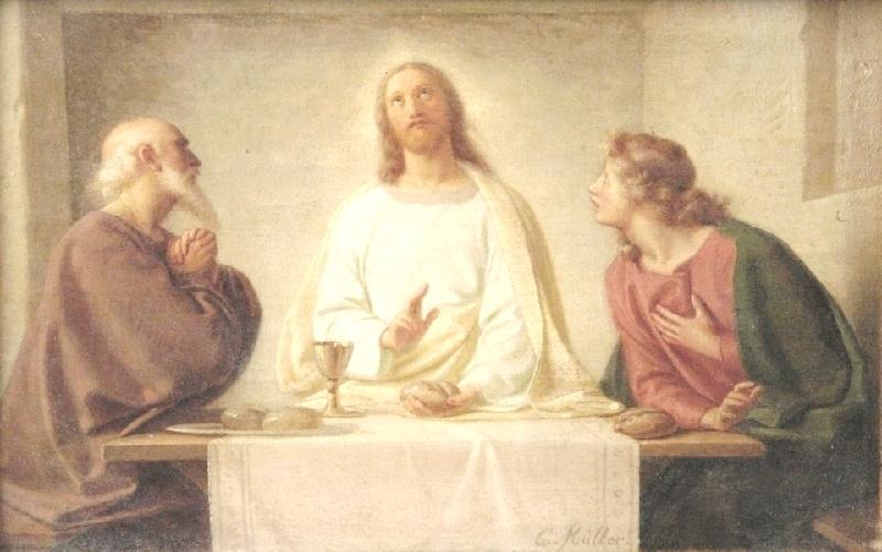 Marţi în Săptămâna Luminată – Luca 24, 12-35