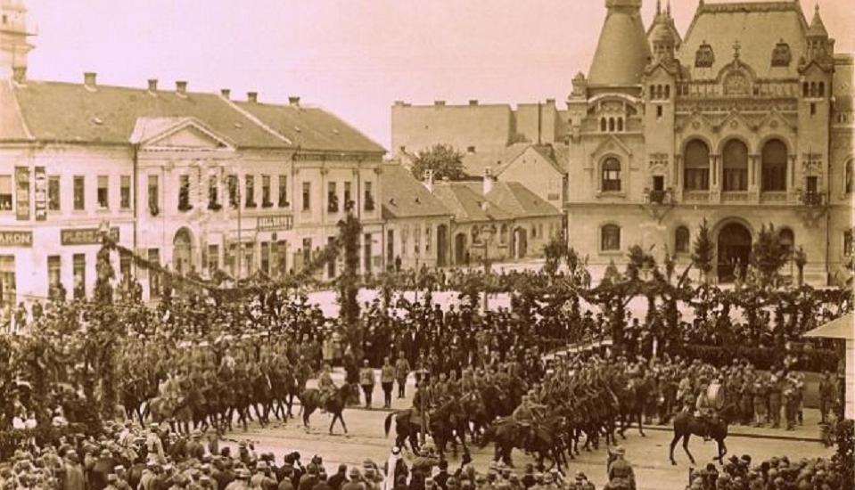 Centenarul Oradiei Mari marcat de Primăria Oradea