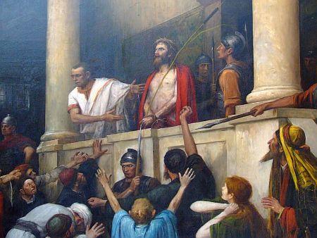 MARȚI ÎN SĂPTĂMÂNA A IV-A DIN POSTUL MARE – In 18,28-19,16