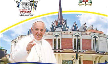 Novenă specială pentru vizita Papei Francisc la Iași