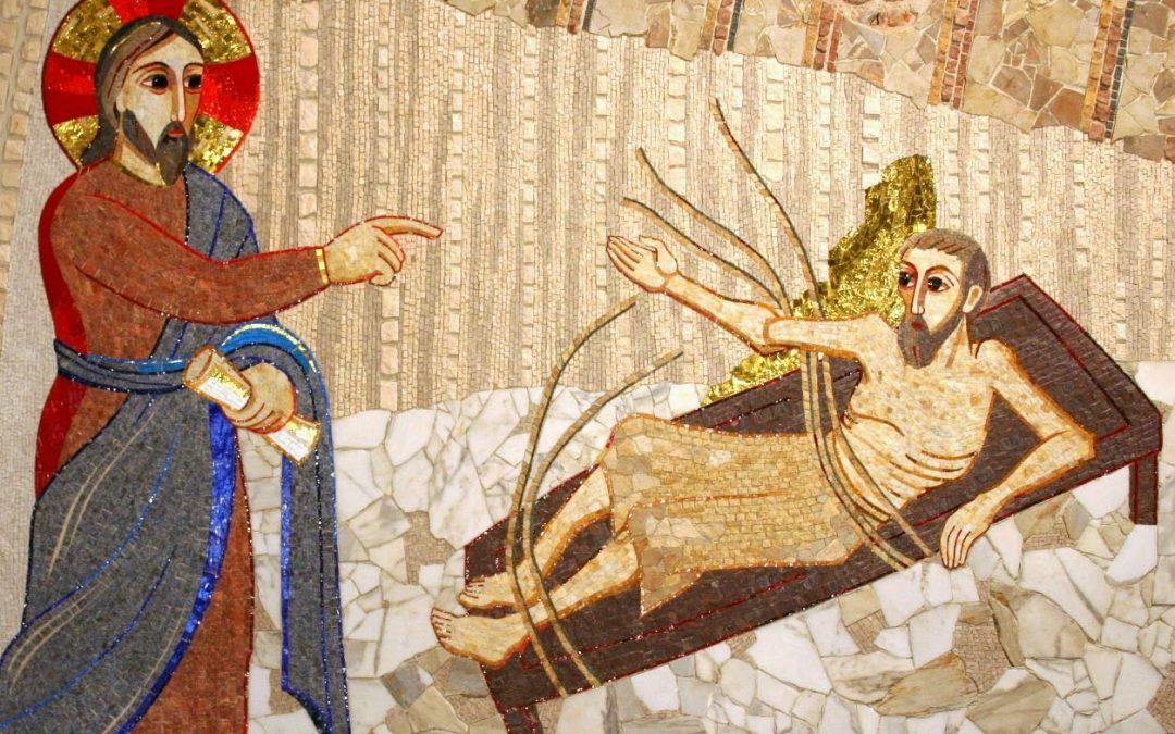 Duminica a 4-a după Paşti – Ioan 5,1-15