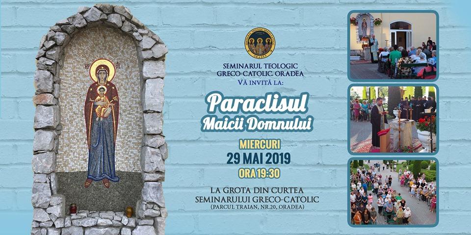 INVITAȚIE: Consacrarea pelerinajului Eparhiei de Oradea la Blaj Sfintei Fecioare