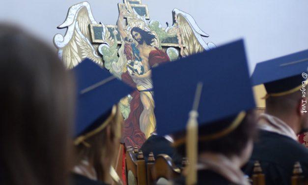 Cursul festiv 2019 al absolvenților Facultății de Teologie Greco-Catolică UBB-Oradea