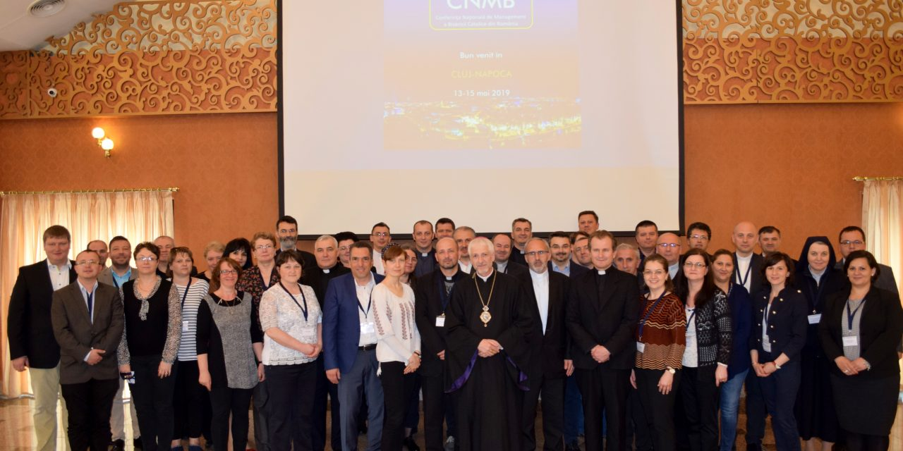 Prima Conferință Națională de Management a Bisericii Catolice din România (CNMB)