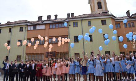 """Ultimul sunet de clopoțel pentru absolvenții Liceului """"Iuliu Maniu"""" 2019"""
