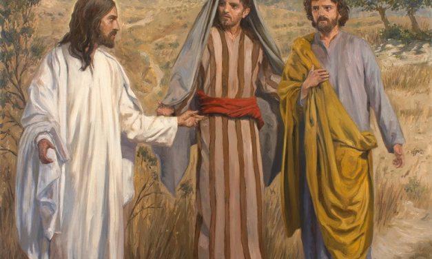 Miercuri în Săptămâna Luminată – Ioan 1,35-51