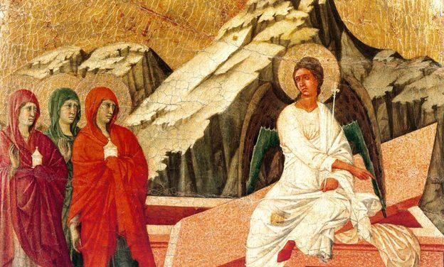 Duminica a 3-a după Paşti – Marcu 15,43-16,8