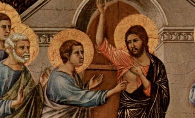 Duminica a II-a după Paşti, a Tomii – Ioan 20,19-31