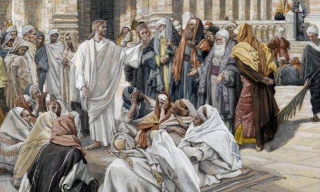 VINERI ÎN SĂPTĂMÂNA A V-A DUPĂ PAȘTI – Io 8, 21-30